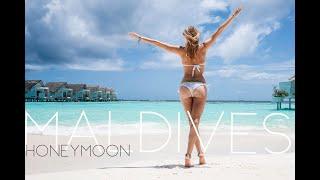 De Bergmannetjes on Honeymoon - Maldives