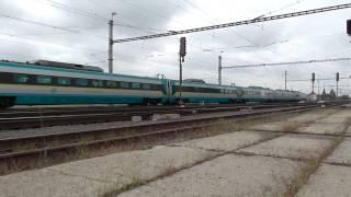 EJ 680.004 Pendolino jako vlak SC 510 SC Pendolino