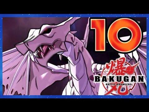 Bakugan Battle Brawlers Walkthrough Part 10 (X360, PS3, Wii, PS2) 【 AQUOS 】 [HD]