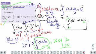 Eğitim Vadisi AYT Matematik 22.Föy Belirli İntegral 3 Konu Anlatım Videoları