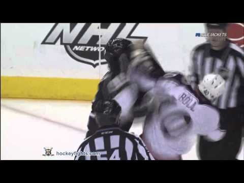 Jared Boll vs Kevin Westgarth