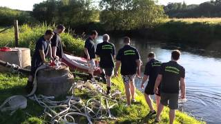 preview picture of video 'Cold Water Challenge 2014 FFW Burgstemmen'