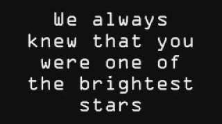 James Blunt - One of the brightest stars (+ lyrics)