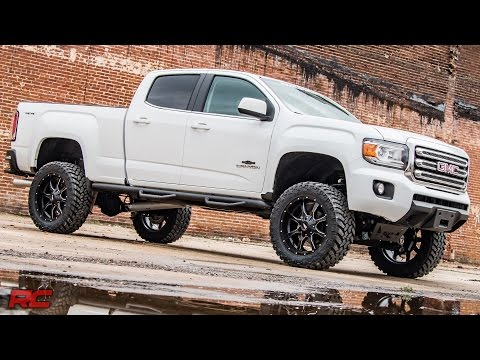 Rough country 24132 6 inch suspension lift kit 15 18 chevy colorado 843030143466 publicscrutiny Image collections