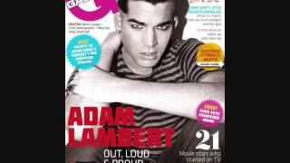Adam Lambert- Pop goes the camera lyrics (2)