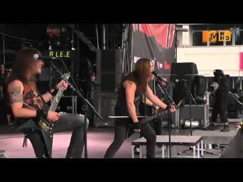 Bullet For My Valentine - Your Betrayal [Live]