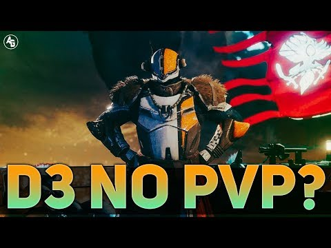Destiny 3 Rumored to have No Crucible or PVP (Is this a real thing?)