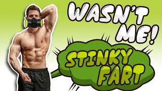 How To Stop Stinky Protein Farts | IS THERE A CURE?