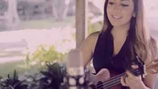 McFLY 'Love Is Easy' and Bruno Mars 'Just The Way You Are' (Shamina Acoustic Cover)