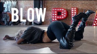 BLOW   Ed Sheeran (with Chris Stapleton & Bruno Mars) Choreography By Marissa Heart Heartbreak Heels