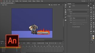 Make An Interactive Design In Adobe Animate Using The Actions Wizard | Adobe Creative Cloud