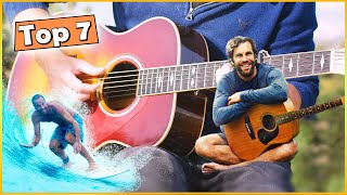 Play the Top 7 JACK JOHNSON Guitar Songs! 🏄 (w/ Chords)
