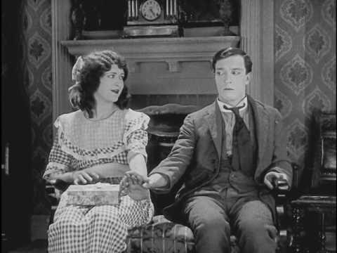 Sherlock Jr  - 1924 - HD Movie (Buster Keaton)