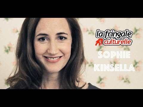 Vidéo de Sophie Kinsella