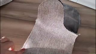 Как сшить теплые рукавицы для рыбалки