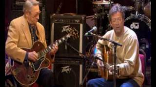 Eric Clapton - That´s Alright Mama (Homenaje al Rey del Rock´n´roll).avi