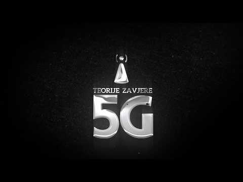 Teorije zavjere o 5G mreži