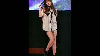 [직캠/Fancam] 141104 EXID(하니) Whoz That Girl @ 연천 한마음 위문공연