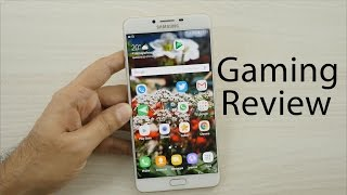Samsung Galaxy C9 Pro Gaming Review