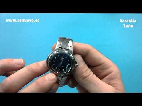Reloj TAG Heuer Kirium Chronometer WL5113 de segunda mano
