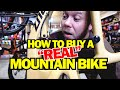How To Buy Your First Real Mountain Bike