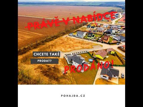 Video z << Prodej pozemku pro bydlení, 859 m2, Medlov >>