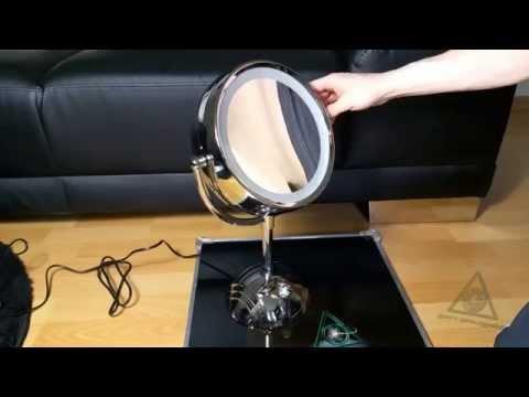 Kosmetikspiegel BaByliss M35 mit LED Ausrüsten 1080p German / Deutsch