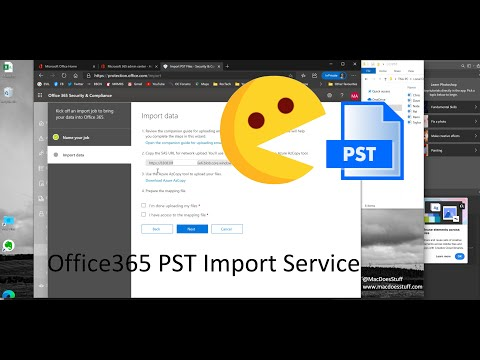 Office365 Exchange Online PST Import Service - It's EASY.