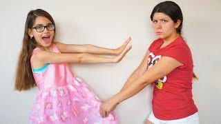 Girls Want The Same Princess Dress