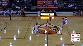 December 18, 2018 Tahlequah Tiger Basketball vs. Collinsville