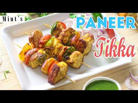 Paneer Tikka Recipe On Tawa – Paneer Recipes-Indian Breakfast Recipes-Evening Snacks Recipes-Ep-183