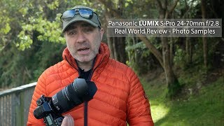 Panasonic LUMIX S-Pro 24-70mm f/2.8 | Part 2 | Sample Photos