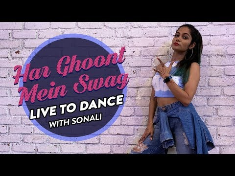 Har Ghoont Mein Swag | Tiger Shroff | Disha Patani | Badshah | Dance Cover | LiveToDance with Sonali