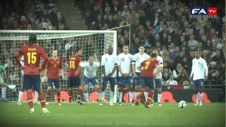 Scott Parker - Man Of The Match puts himself in the firing line | England 1-0 Spain - 12/11/11