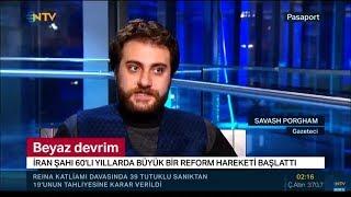 İran İslam Devriminin 40. Yılını NTV'de Konuştuk