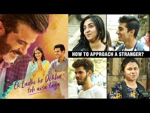Mumbai PUBLIC REACTS On Love At First Sight | Ek L