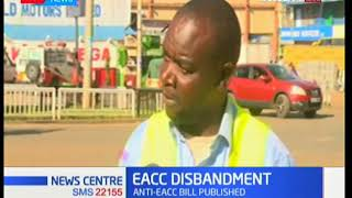 EACC Disbandment: Kenyans want EACC empowered in order for it to deliver