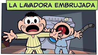 La Lavadora Embrujada   Mónica Y Sus Amigos