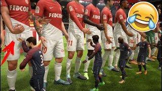 ФИФА 18 | КАРЛИКИ ПРОТИВ ГИГАНТОВ | ФЕЙЛЫ В ФИФА