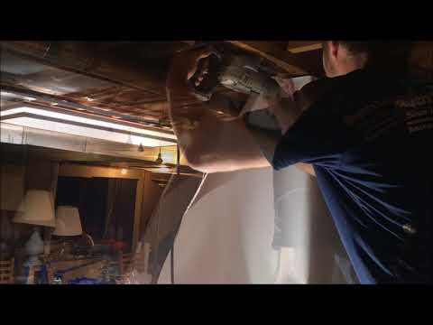 Crawl Space Insulation And Encapsulation