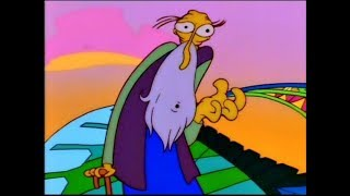 I am the Walrus by The Simpsons