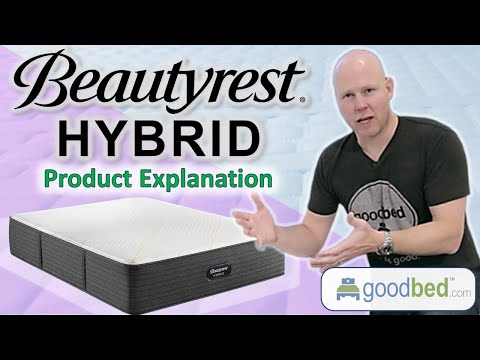 Beautyrest Hybrid Mattress Options EXPLAINED by GoodBed (VIDEO)