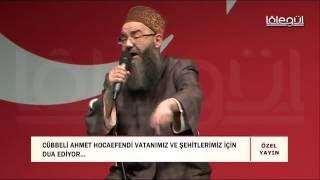 Siyonizm'in emelleri boşa çıkmıştır Allah'ın izniyle! - Cübbeli Ahmet Hocaefendi