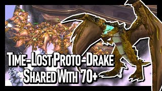 Time-Lost Proto-Drake BIGGEST EU SHARE - 70+ People!!!