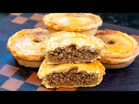 Need Some Cheese Though: Scotch Pies (the king of pies)