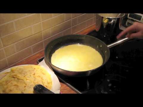 Come si cucinano le crepes - Corsi in cucina