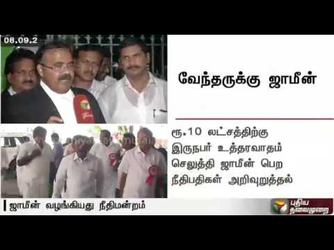 Parivendhars-counsel-Venkatesan-explaining-the-details-of-the-case