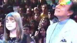 Tormento de Amore - Charlotte Church e Agnaldo Rayol 1999.flv