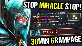 Gambar cover WHEN 10000 MMR vs 3000 MMMR - EPIC Miracle 7.20 Phantom Assassin Dota 2
