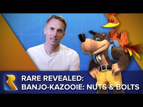 Microsoft Would Let Banjo and Kazooie Appear in Super Smash